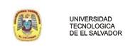 Logo tipo de universidades en el salvador
